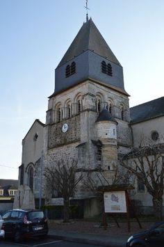 Eglise Saint-Hilaire te Mareuil-sur-Ay (Marne 51)