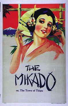 MIKADO- Gilbert & Sullivan