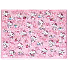 Hello Kitty Picnic mat M (ribbon) Sanrio online shop - official mail order site