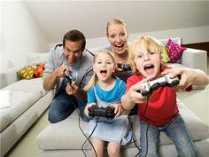 ¿A  tus hijos les gustan los  #Videojuegos? Juega con ellos y ten un momento agradable en #Familia.     www.quintaencinos.com
