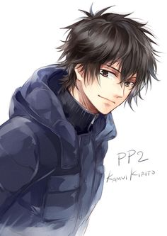 Psycho-Pass 2 - I don't even like this bastard but DAYUM this fanart!!