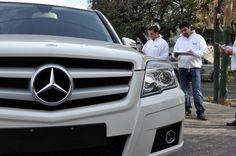 Retención de vehículos de alta gama con deuda de patente