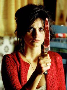 Penélope Cruz as Raimunda in Volver by Pedro Almodóvar, 2006.