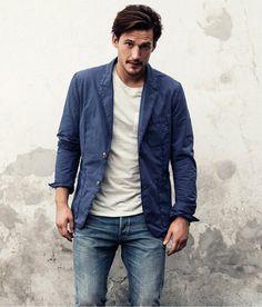 Model: Sam Webb