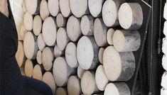 Build a Fireplace Insert Draft Stopper {a Lowe's Creator Idea} - Pretty Handy Girl Wood Fireplace Inserts, Reclaimed Wood Fireplace, Build A Fireplace, Fireplace Cover, Door Draught Stopper, Draft Stopper, Diy Garage, Garage Doors, Door Draft