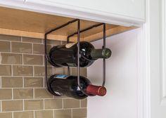 Wine Bottle Holder- Wine Bottle Holder in DBAC Retail Packaged. (Item # WBH-DBAC-R)