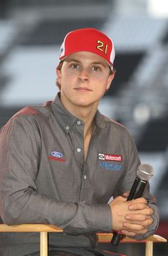 Trevor Bayne: Love this guy so much, miss the heck out of him!