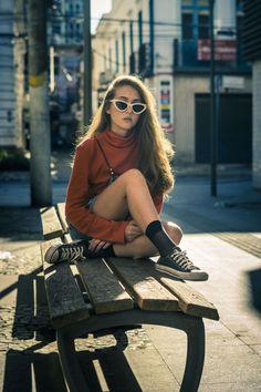 Portrait Photography Poses, Tumblr Photography, Urban Photography, Artistic Photography, Street Photography, Girl Inspiration, Portrait Inspiration, Love Photos, Girl Photos