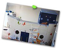 Arche im Kinderzimmer