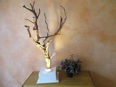 Alluvial wood ceramic floor lamp table lamp floor lamp