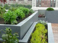 garden basement roof