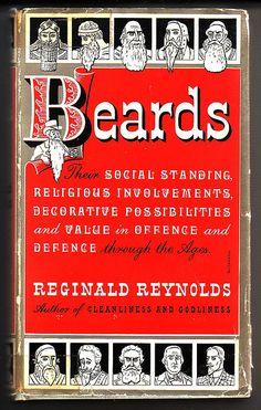 old beard book - Beards by Reginald Reynolds