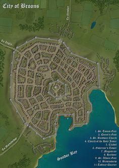 City of Broons by Sapiento.deviantart.com on @deviantART