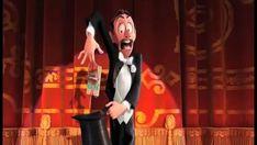Divertidísimo corto creado en 2008 por Pixar que nos narra los problemas que se derivan del exceso de ego con mucho de humor e ingenio.