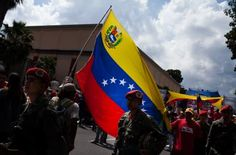 Mi opinión, Venezuela está partida, muy rota, desquebrajada y me duele mucho   :'(  ¡Qué tristeza!    ____________________________ Información con  Jorge Castañeda escribe sobre la situación en Venezuela (en sus redes)  Mayo 2017