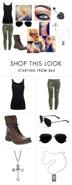 """""""Untitled #738"""" by samantha-myers-2 ❤ liked on Polyvore featuring Juvia, Current/Elliott, Steve Madden, Calvin Klein, King Baby Studio and Christian Dior"""