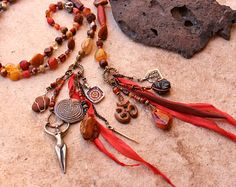 Spirit Beads for Meditation & Prayer  India Goddess  Buddha