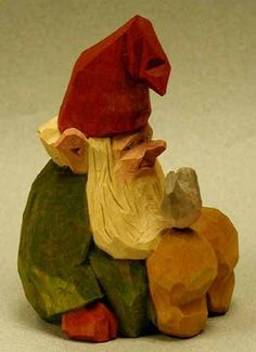 Flat plane carvings on Pinterest | Wood Carvings, Gnomes and ...