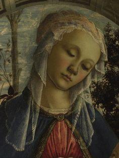 Madonna del Roseto - Botticelli