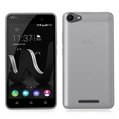 awesome Wiko Jerry Funda Case - IVSO Slim Armor Cover Funda Protectora para Wiko Jerry Smartphone(Slim Fit Series - Blanco)