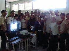 """Responsabilidad Social, Colegio Fé y Alegría Monterrey Idhaly Guzmán y participantes del Taller """"Sexualidad y Autoestima Adolescente"""" (2009)"""