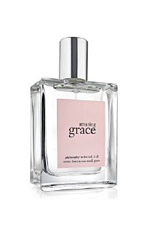 Our philosophy? Do everything with love — philosophy amazing grace perfume