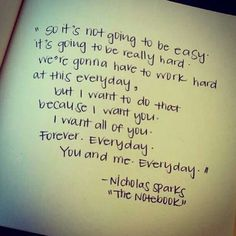 37 Best Nicholas Sparks Images Thoughts Great Quotes Quote Life