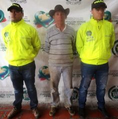 Noticias de Cúcuta: En la zona rural de Ocaña la Policía Nacional capt...