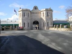 Fremantle Prison, Western Australia