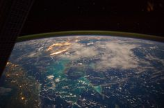 Caribbean Sea Viewed From the International Space Station | NASA