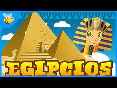 El Gran Misterio de las Pirámides de Egipto | Videos Educativos para Niños - YouTube