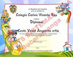 Diplomas Certificados Menciones Honor Otros Pictures