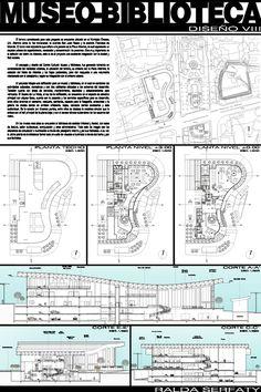 El afiche que diseñe para la exposición de los mejores proyectos de cada semestre de la Facultad de Arquitectura de la USM para Ralda Serfaty, Diseño VIII