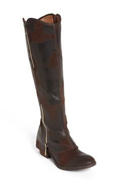 Free shipping and returns on Donald J Pliner 'Devi 3' Boot (Women) at Nordstrom.com. Exposed zips skim the shaft of a tall, Western-inspired boot paneled with vintaged suede for a distinctive finish.