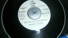 BRIDGET COOPER-(Get into) THE LOVE GROOVE 1983