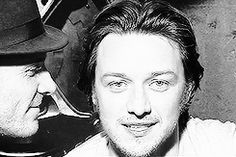 James McAvoy and Michael Fassbender .gif