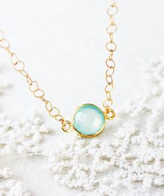 Oceans Necklace