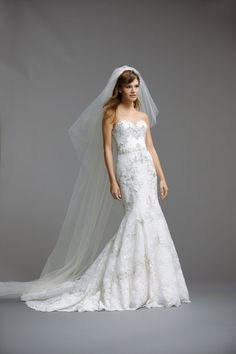 Gown by Watters