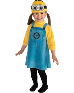 Where to purchase Rubie's Costume Despicable Me 2 Female Minion Romper, Blue/Yellow, Infant for Halloween Gifts Idea Shopping for Gifts Idea Shopping Online Toddler Minion Costume, Costume Minions, Minion Halloween Costumes, Minions Despicable Me, Toddler Costumes, Halloween Kostüm, Infant Halloween, Family Halloween, Children Costumes