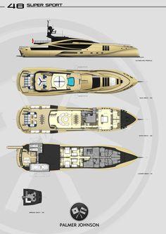 NEW Palmer Johnson 48 meter - AJ MacDonald - Yacht Broker - AJ@DenisonYachtSales.com