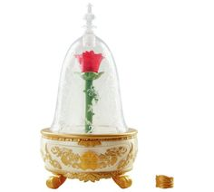 Buy Beauty and the Beast Enchanted Rose Jewellery Box at Argos.co.uk, visit Argos.co.uk to shop online for Children's fancy dress shoes and accessories, Children's fancy dress, Role play, Toys