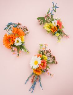a springtime statement floral brooch. (Oh Joy! Faux Flowers, Pretty Flowers, Paper Flowers, Wedding Flower Arrangements, Floral Arrangements, My Flower, Flower Power, Flower Installation, Mothers Day Crafts For Kids