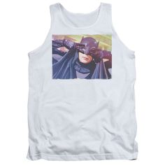 Batman Classic Tv/Smooth Groove Adult Tank in