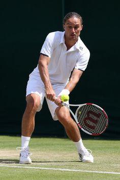 Alexandr Dolgopolov Photos - Wimbledon: Day 3 - Zimbio