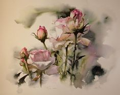 Aqua/ Roses roses - Yann Lesacher