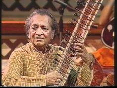 Ravi Shankar & Anoushka Shankar Live: Raag Khamaj (1997) - YouTube
