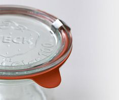 weck canning jar