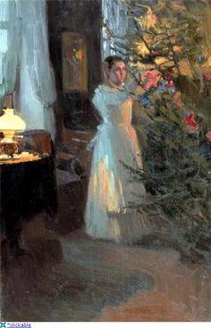 Beautiful Christmas Paintings