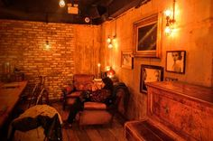 Bootlegger underground cocktail bar - Monument
