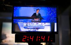 The Anchor as Buddy, Confessional but Chill ABC's Bet on David Muir of 'World News Tonight' http://www.nytimes.com/2014/09/02/arts/television/abcs-bet-on-david-muir-of-world-news-tonight.html